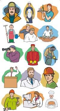 Картинки профессии в детском саду для детей - 2